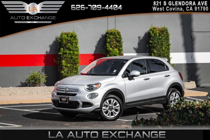2016 FIAT 500X Easy COLLECTION, AWD