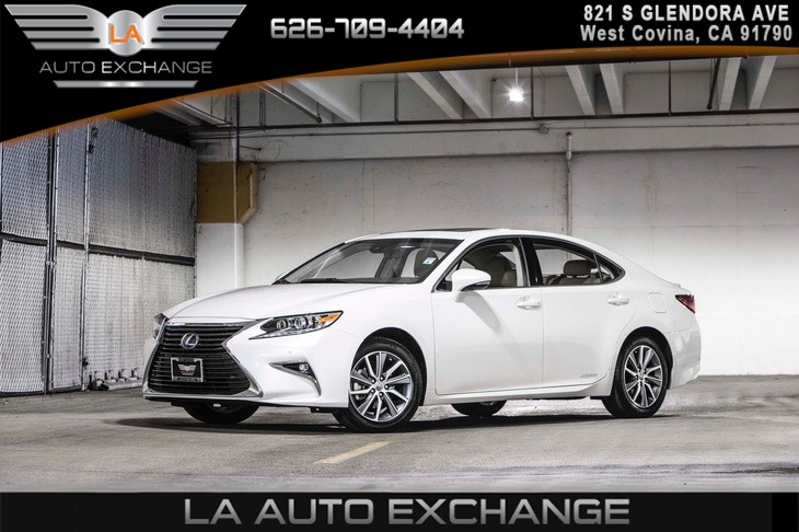 2018 Lexus ES ULTRA LUXURY & NAVIGATION PACKAGE