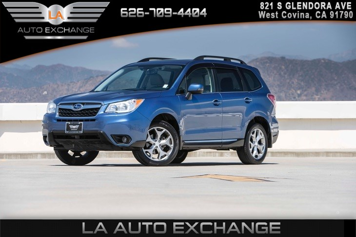 "2016 Subaru Forester 2.5i Touring STARLINK 7.0"" MULTIMEDIA NAV SYSTEM"