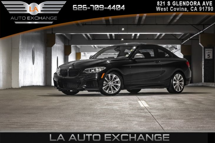 2015 BMW 2 Series M235i TECHNOLOGY PACKAGE