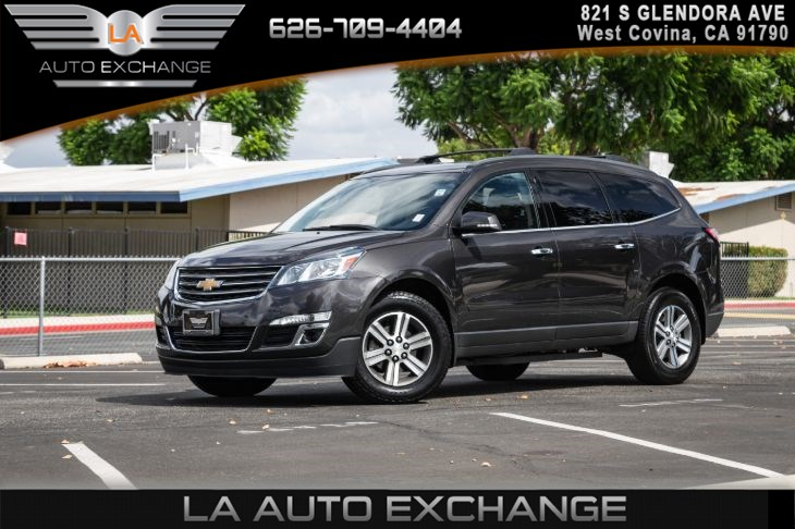 2016 Chevrolet Traverse LT LEATHER AND DRIVER CONFIDENCE PKG,CLR TOUCH NAV