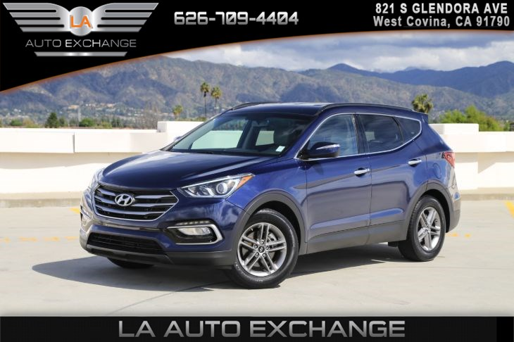 2017 Hyundai Santa Fe Sport 2.4L (Back-Up Camera)