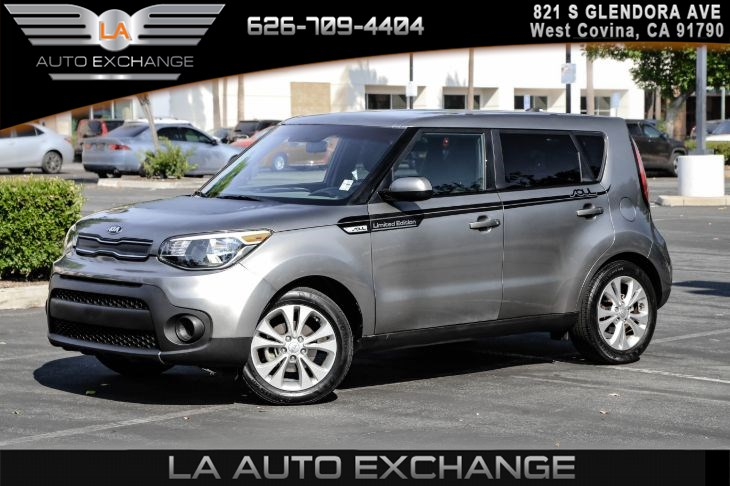 2019 Kia Soul Base ( BACK-UP CAMERA )