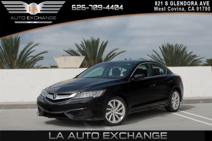 2016 Acura ILX (AC & BACK UP CAMERA)