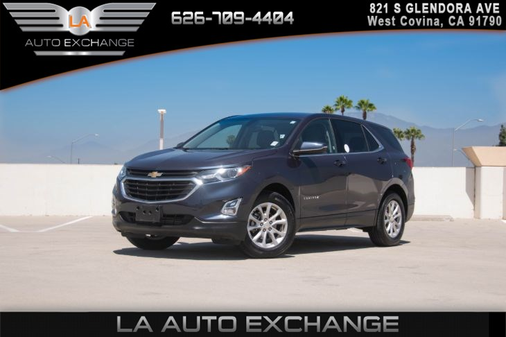 2018 Chevrolet Equinox LT (Climate Control & Confidence Package)