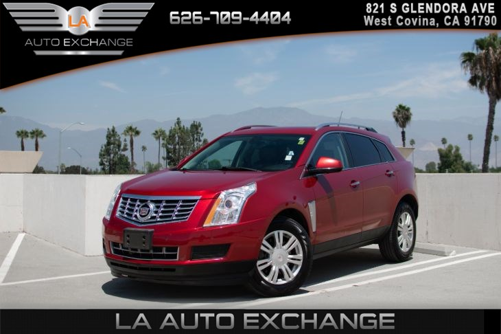2014 Cadillac SRX Luxury Collection(BOSE SURROUND SOUND& NAV SYSTEM)