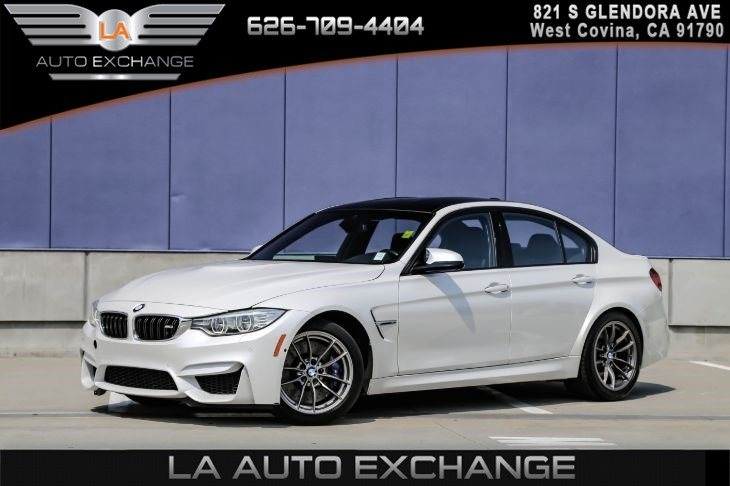 2017 BMW M3 ( EXECUTIVE PACKAGE & LIGHTING PACKAGE )