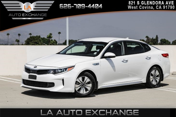 2017 Kia Optima Hybrid Base ( HYBRID CONVENIENCE PACKAGE )