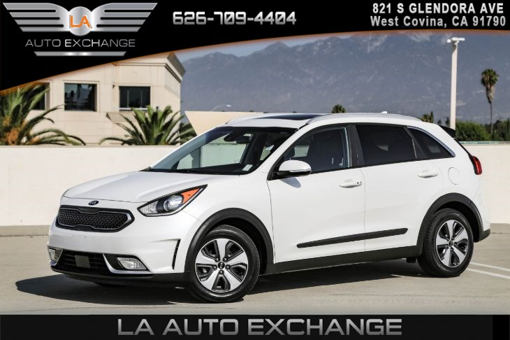 2017 Kia Niro EX ( SUNROOF & ADVANCED TECHNOLOGY PACKAGE )