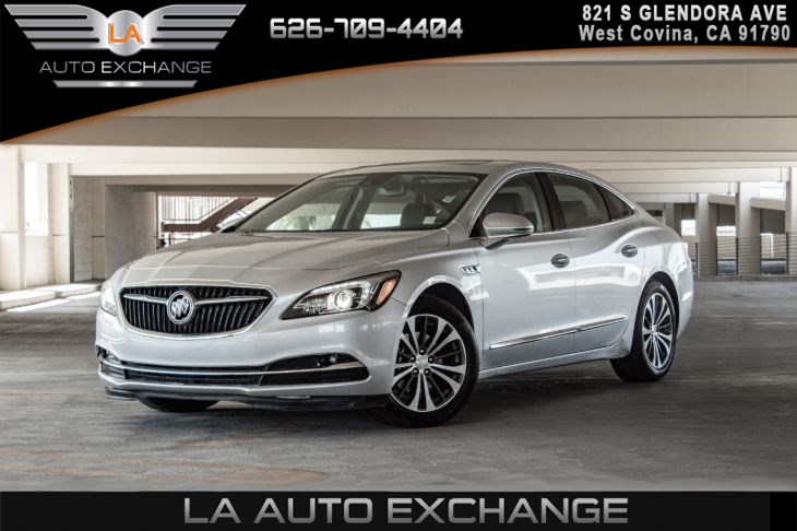 2017 Buick LaCrosse Premium w/ Sun & Shade Package (Navigation)