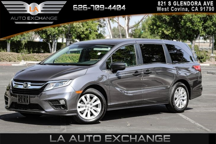 2019 Honda Odyssey LX ( AIR CONDITIONING )