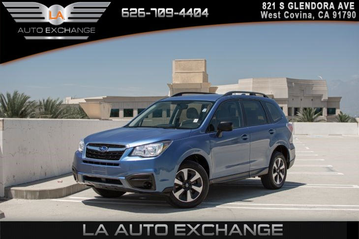 2017 Subaru Forester (AIR conditioning & Back up Camera)