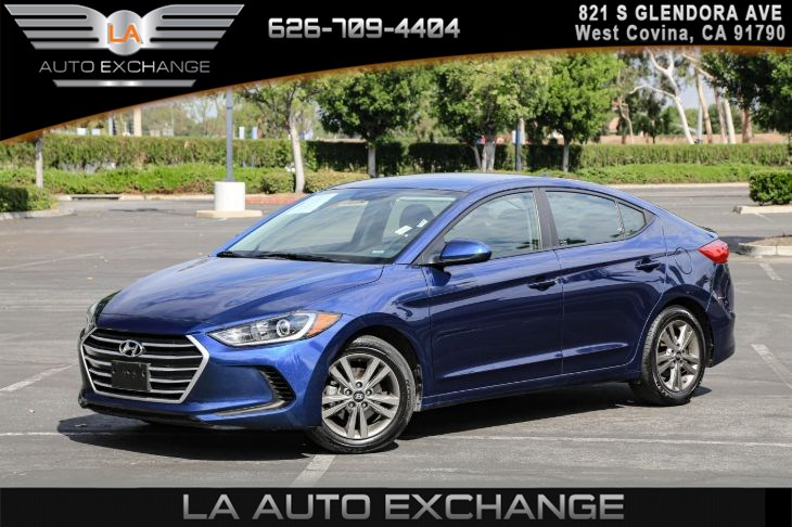 2018 Hyundai Elantra SEL (  AIR CONDITIONING & BACK-UP CAMERA       )