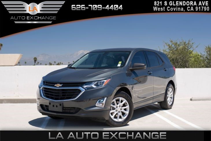 2018 Chevrolet Equinox LS(AIR CONDITIONING & BACK UP CAMERA)