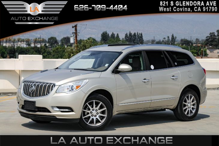 2016 Buick Enclave ( LEATHER SEATING SURFACE & RADIO WITH INTELLILINK