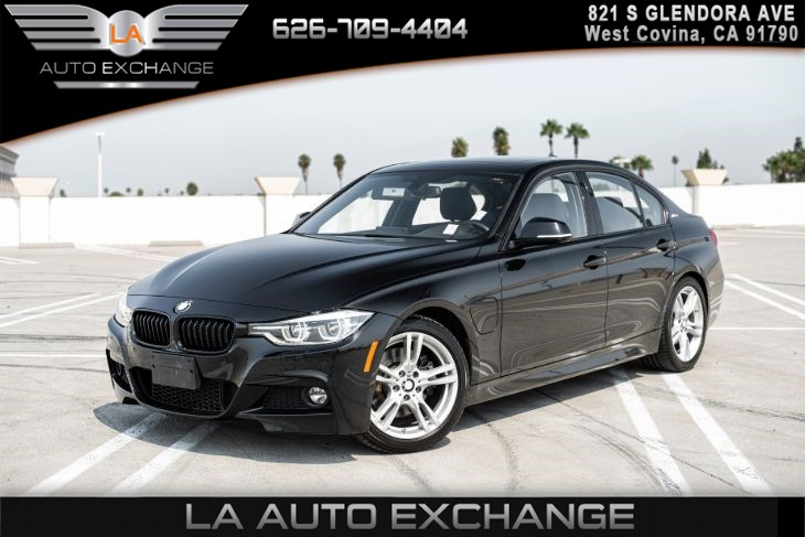 2017 BMW 3 Series 330e iPerformance(PREMIUM & M SPORT PKG)