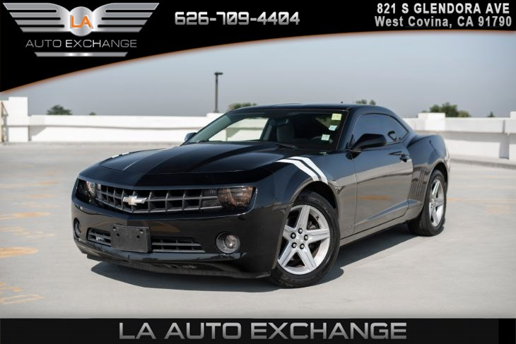 2010 Chevrolet Camaro 1LT(PREFERRED EQUIPMENT GROUP & AIR CONDITIONING)
