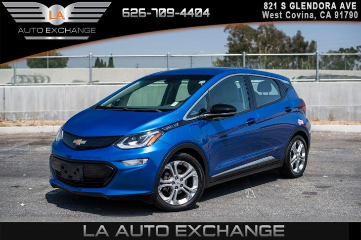 2017 Chevrolet Bolt EV LT(DRIVER CONFIDENCE PACKAGE & BACK UP CAMERA)