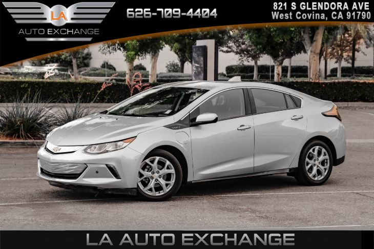 2016 Chevrolet Volt Premier ( LOW EMISSIONS PACKAGE )