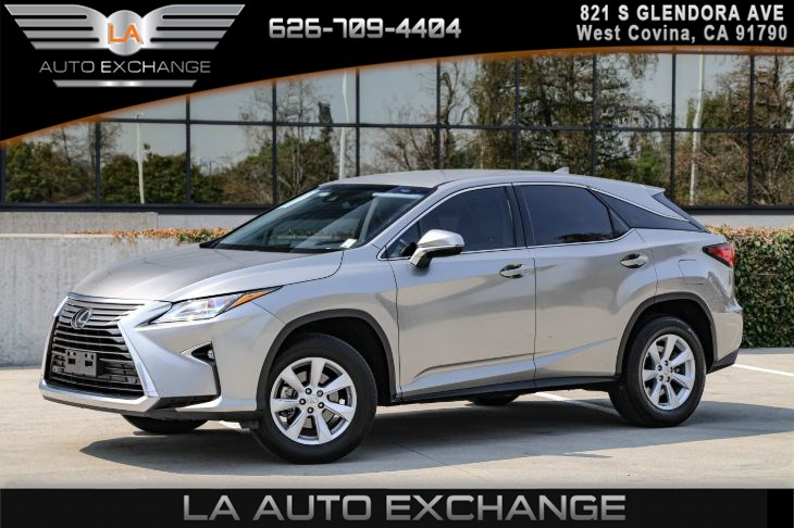 2017 Lexus RX RX 350(LEATHER SEATS & BACK UP CAMERA)