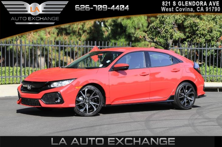 2017 Honda Civic Hatchback Sport ( AIR CONDITIONING )