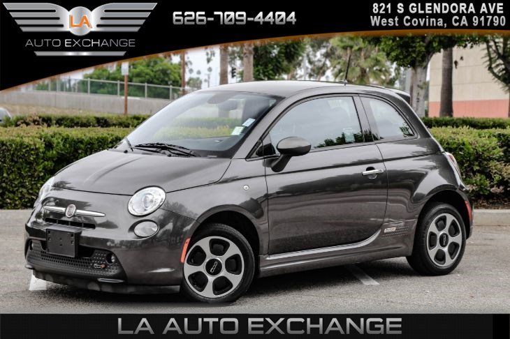 2014 FIAT 500e ( QUICK ORDER PACKAGE 2EJ )