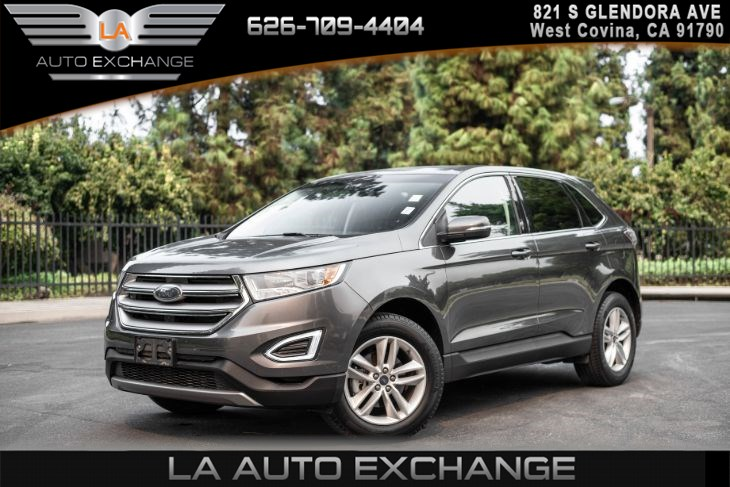 2017 Ford Edge SEL ( EQUIPMENT GROUP 201A )