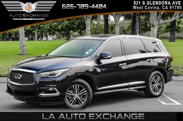 2018 INFINITI QX60 ( LEATHER-APPOINTED SEATS )