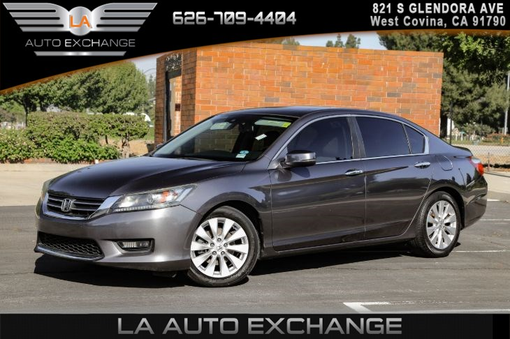 2014 Honda Accord Sedan EX-L ( BACK-UP CAMERA )