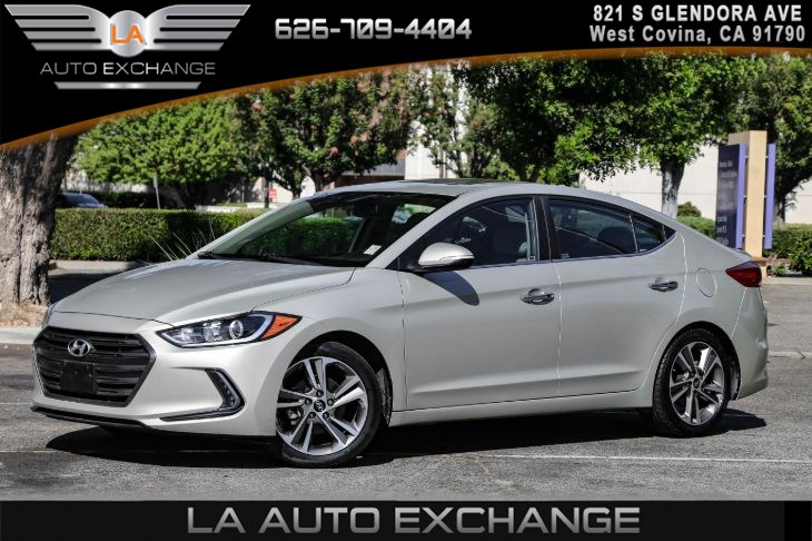 2017 Hyundai Elantra Limited ( LIMITED TECH PACKAGE 04 )
