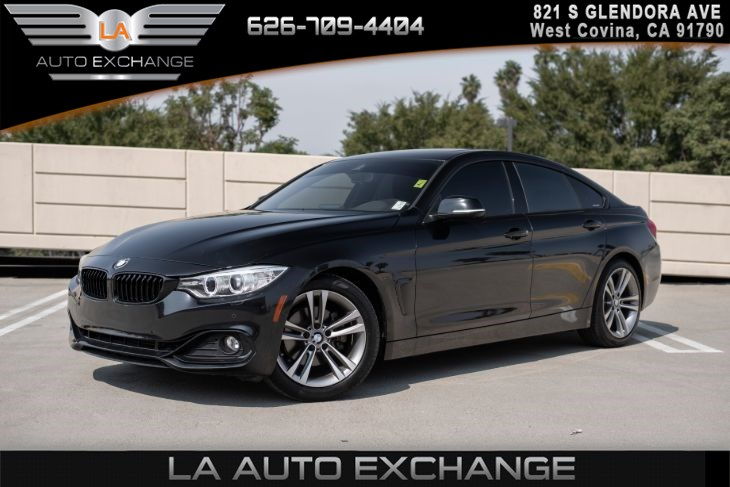 2015 BMW 4 Series 428i(PREMIUM & TECH PKG)