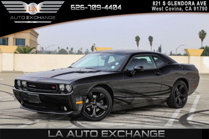 2014 Dodge Challenger R/T ( BLACKTOP PACKAGE )