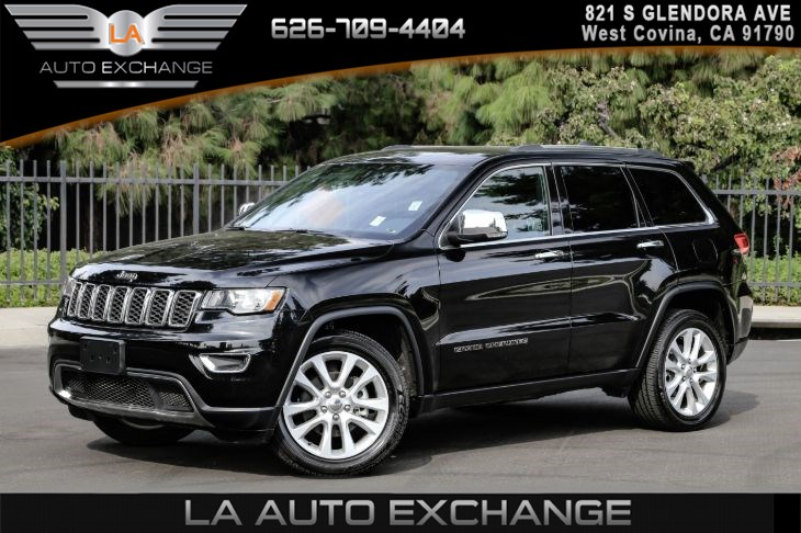 2017 Jeep Grand Cherokee Limited ( QUICK ORDER PACKAGE )