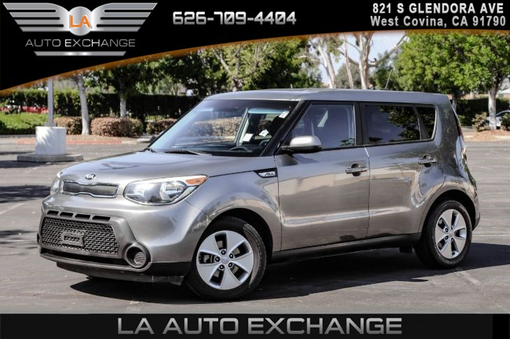2015 Kia Soul Base ( AIR CONDITIONING )