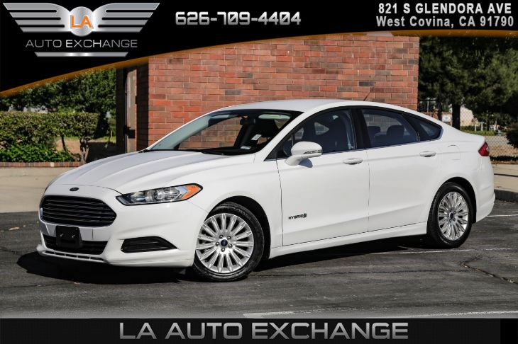 2015 Ford Fusion SE Hybrid ( SE MYFORD TOUCH TECHNOLOGY PACKAGE )