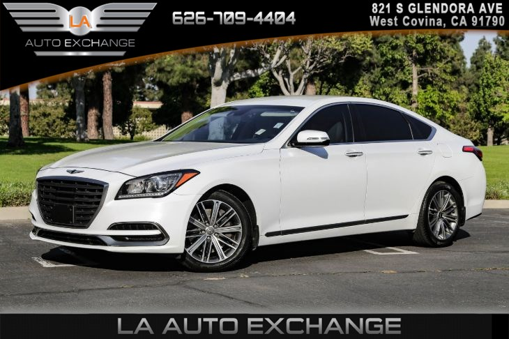 2018 Genesis G80 3.8L ( AIR CONDITIONING )