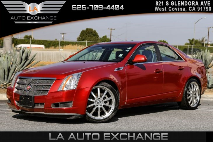 2009 Cadillac CTS RWD w/1SA ( CTS LUXURY COLLECTION )