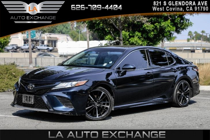 2018 Toyota Camry XSE V6 ( AIR CONDITIONING )