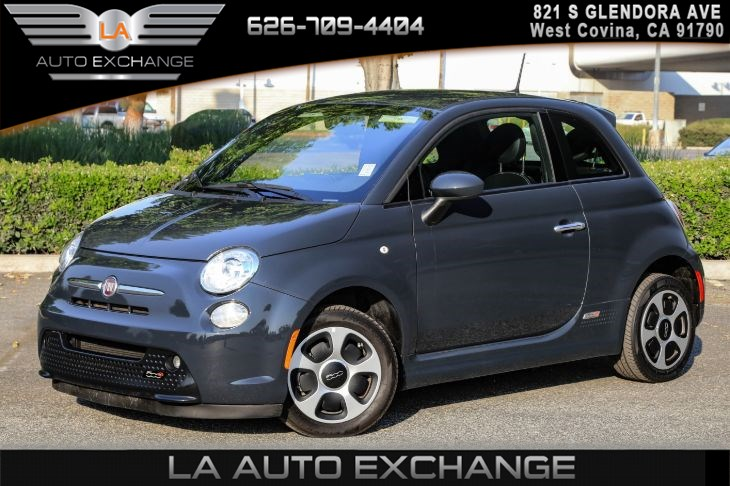 2017 FIAT 500e ( QUICK ORDER PACKAGE 2EJ )