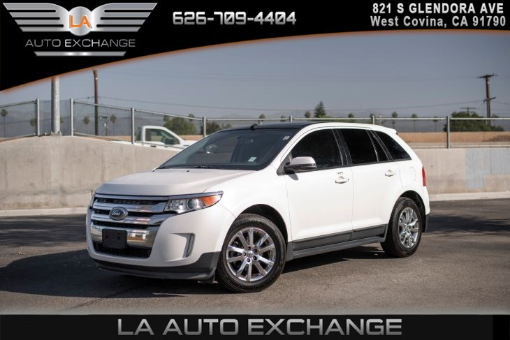 2013 Ford Edge SEL(PANORAMIC SUNROOF & POWER LIFTGATE)
