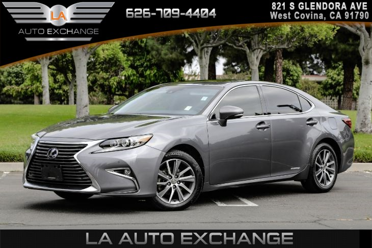2017 Lexus ES ES 300h ( ULTRA LUXURY PACKAGE )