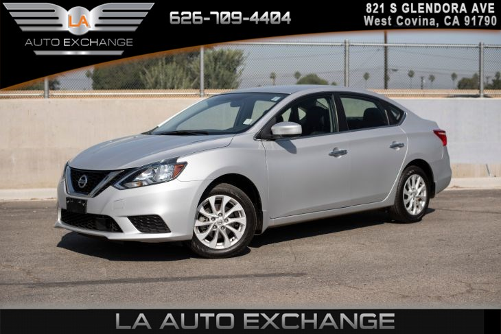 2018 Nissan Sentra SV(AIR CONDITIONING & BACK UP CAMERA)