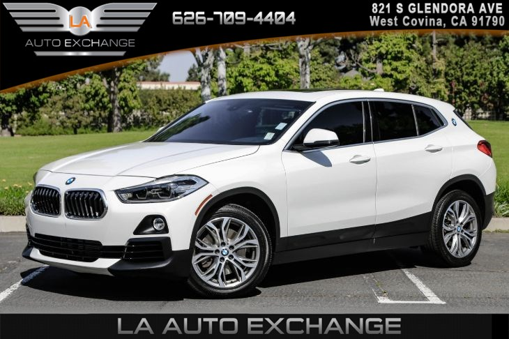 2018 BMW X2 xDrive28i ( HEATED FRONT SEATS & STEERING WHEEL )