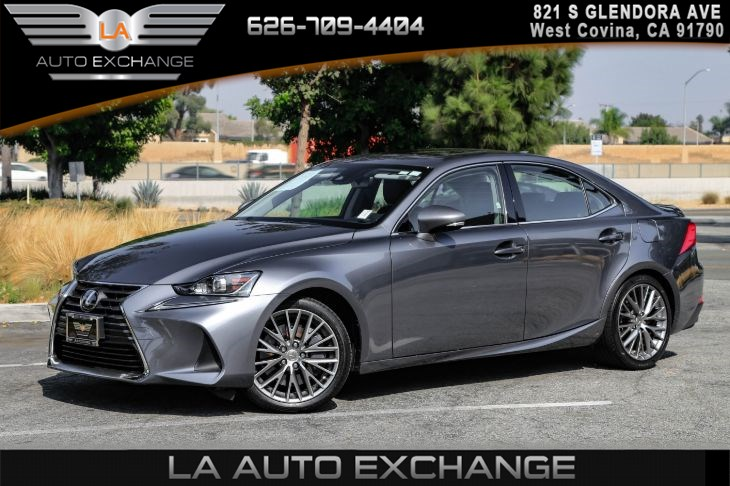 2017 Lexus IS IS Turbo ( ACCESSORY PACKAGE 2 )