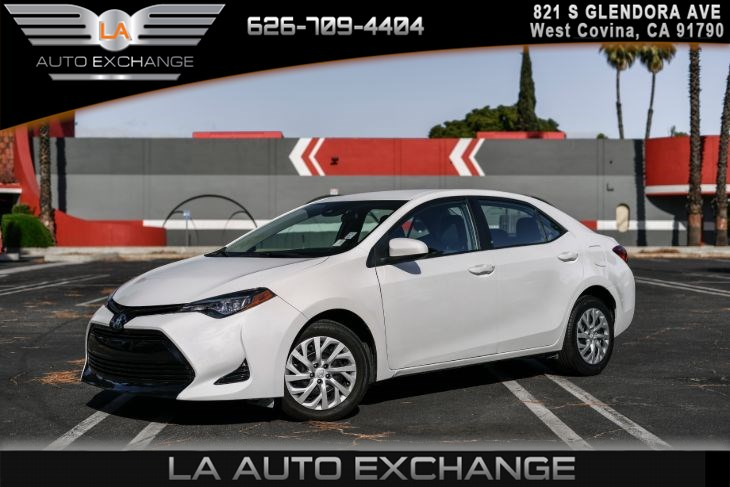 2018 Toyota Corolla LE(AIR CONDITIONING & BACK UP CAMERA)