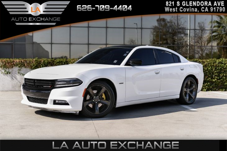 2015 Dodge Charger RT(QUICK ORDER PKG & SUNROOF)