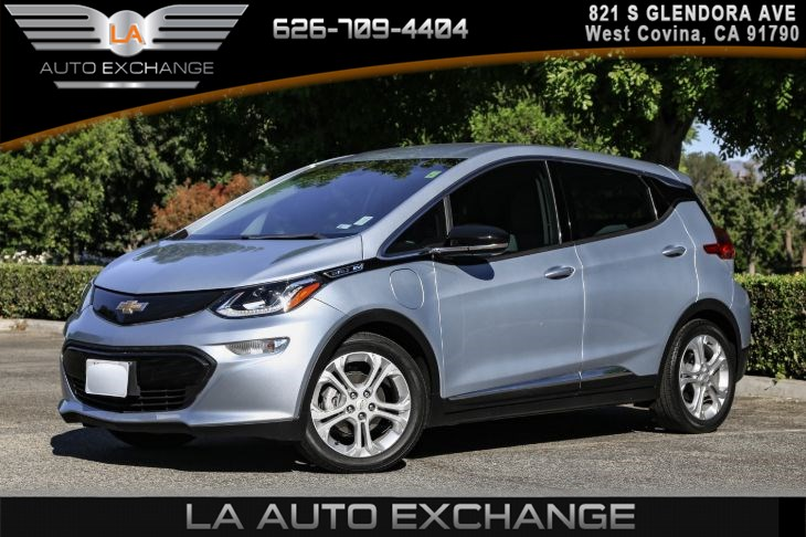 2017 Chevrolet Bolt EV LT ( COMFORT AND CONVENIENCE PACKAGE )