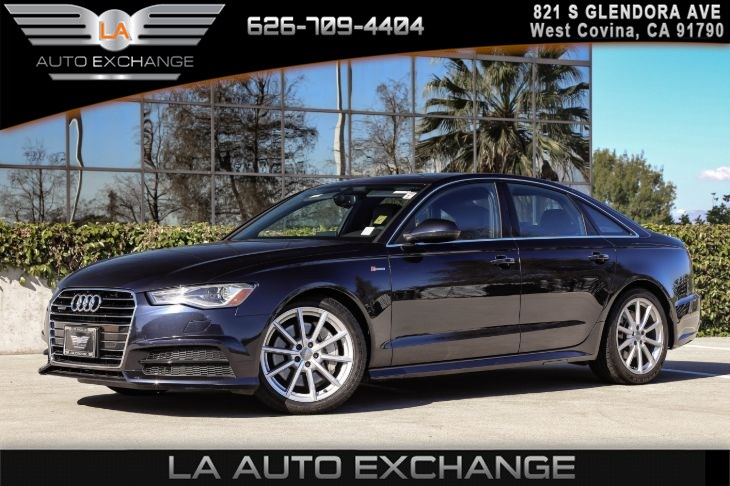 2017 Audi A6 Premium Plus ( COLD WEATHER PACKAGE & NAVIGATION )