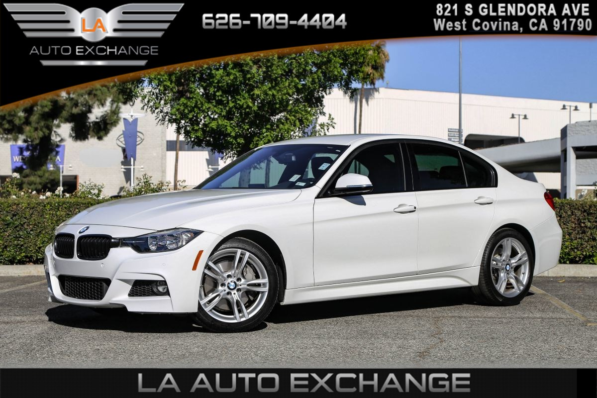 2017 BMW 3 Series 330i ( DRIVER ASSISTANCE PKG & M SPORT PACKAGE )