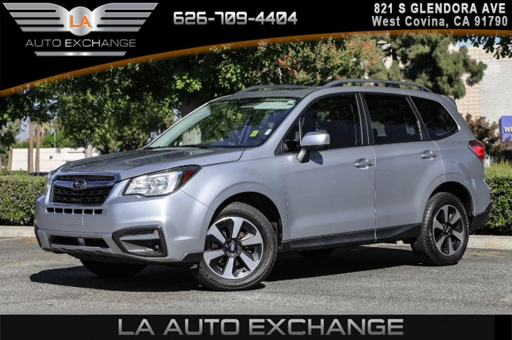 2017 Subaru Forester Premium ( ALL-WEATHER PACKAGE )